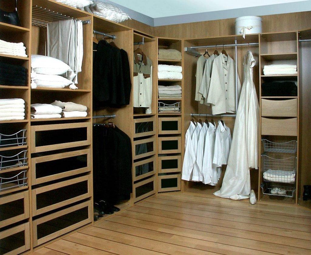 Garderoobid ja riiulisüsteemid